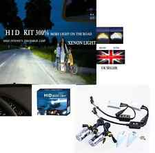 XENON HID CONVERSION KIT H8  6000K  55W 300% MORE LIGHT IN THE ROAD