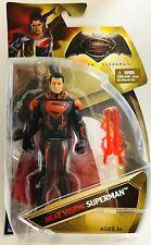 NEW Batman v Superman Dawn of Justice Heat Vision Superman w/ Heat Blaster