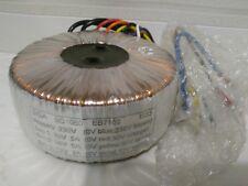 2x30V 300VA 230 V Transformador Toroidal principal 30 V 5 A + 12 V 2 A bobinados secundarios