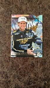 1994 Press Pass Rusty Wallace #28 - NASCAR - Autographed!
