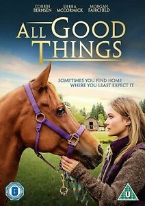 All Good Things (DVD) Brand New Sealed - Horse Film
