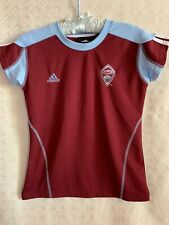Colorado Rapids Youth Adidas MLS Soccer Jersey
