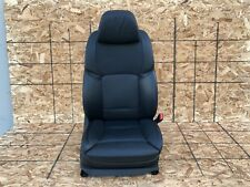 BMW F02 F01 F04 750 (11-15) FRONT RIGHT PASSENGER COMFORT LEATHER SEAT AC OEM