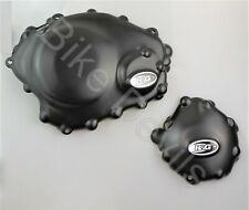 Engine Case Cover Pair Honda Cbr1000rr Fireblade 2004 R&G KEC0013BK Black