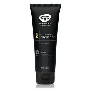 GREEN PEOPLE FOR MEN - NO. 2 SOOTHING SHAVING GEL 100ML