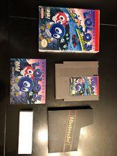 Adventures Of Lolo 3 NES Nintendo CIB Authentic Very Good
