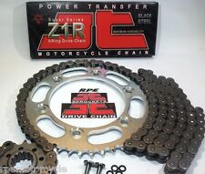 Honda CBR1000RR '04/16 JT 520 EXTENDED LENGTH Q.A X-RING CHAIN AND SPROCKETS KIT