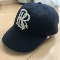 RRL BASEBALL CAP MEN COLLECTIBLE AUTHENTIC DOUBLE RL RALPH LAUREN RARE F/S
