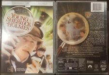 YOUNG SHERLOCK HOLMES RARE DELETED DVD 1985 STEVEN SPIELBERG FILM NICHOLAS ROWE