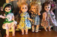 Four vintage dolls Ganda, Vogue, Comopolitan (2)