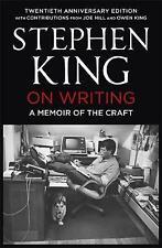 On Writing, King, Stephen