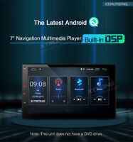 AUTORADIO Navigatore Universale GPS 2 DIN Android 10 Wi-Fi 4G DSP XTRONS TSD700L