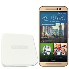 BNIB HTC One M9 32GB Gold on Gold Factory Unlocked 4G LTE 3G 2G GSM Simfree