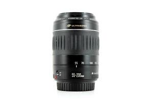 Canon EF  55-200 mm F 4.5-5.6 II USM Lens