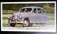 Standard Vanguard      Original Vintage  Coloured Card   VGC