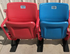 Rosenblatt Stadium Seats - RED & BLUE - College World Series