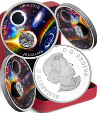 1868-2018 Meteorite Spirit Royal Astronomical Society Canada $20 1OZ Silver Coin