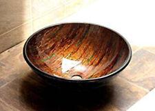 Bathroom Artistic Glass Vessel Vanity Sink 6730