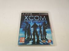 XCOM Enemy Unknown PS3 PlayStation 3 Game