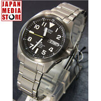 Citizen Promaster Land PMD56-2952 Eco-Drive Radio Watch 100% Genuine from JAPAN