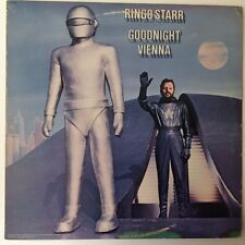 RINGO STARR Goodnight Vienna LP Apple SW-3417 (1974) Original Recording Vinyl