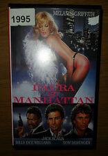 Paura su Manhattan (Fear City) VHS Tom Berenger Jack Scalia Melanie Griffith