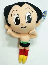 "ASTRO BOY MIGHTY ATOM JAPANESE CARTOON PLUSH DOLL 21"" New"