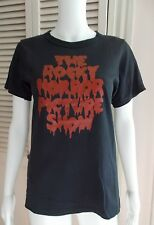 ORIGINAL ROCKY HORROR PICTURE SHOW T-SHIRT OFF RHPS PIONEER'S BACK - MEDIUM