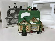 Department 56 New England Village Van Guilder'S Ornamental Ironworks 56577 Read