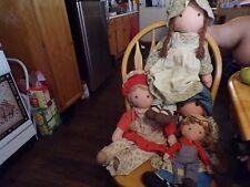 holly hobbie doll vintage knicker bocker