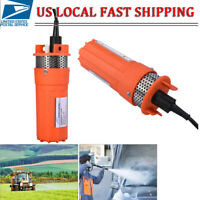 12V 1/2Inch 70m Solar Water Pump Submersible Bore Hole Deep Well Pump