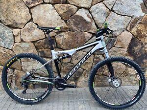 CANNONDALE SCALPEL LEFTY CARBON MTB Shimano XT Sram Mountainbike DT SWISS