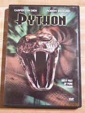 Python widescreen DVD Jenny McCarthy Wil Wheaton Casper Van Dien comedy action