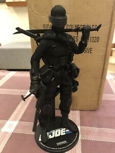 "SideShow Collectibles GI Joe 12"" Snake Eyes"