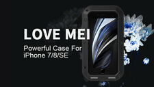Love Mei Gorilla Glass Metal Waterproof Outdoor Case Cover for iPhone 7/ 8 Se 20
