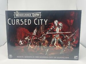 Warhammer Quest Cursed City - SEALED - IN HAND