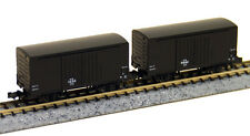 Kato 8025 Freight Car Wara1 2 Cars Set (N scale)