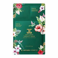 JAYJUN Anti Dust Therapy 3step Mask Sheet Korea Whitening Lifting 10ea