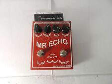 ORIGINAL SIB MR. ECHO DELAY EFFECTS PEDAL RARE BOUTIQUE FREE SHIPPING!!!!