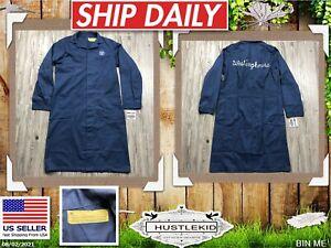 Official Vintage Westinghouse Employee Work Uniform Lab Coat Shirt 36 Medium M❄️