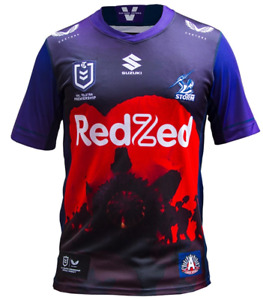 2021 Melbourne Storm Home Rugby Jersey