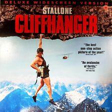 Cliffhanger Deluxe Widescreen Ed Laser Disc Inc Sylvester Stallone NTSC