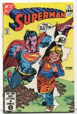 Superman  #388 NM DC Comics CBX9