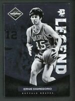 2012 Ernie Digregorio 201/299 Panini Limited Legend