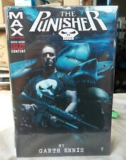 The Punisher Max by Garth Ennis Omnibus Vol. 2 Marvel Garth Ennis NEW Sealed