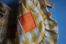 Pedigree Sindy doll vintage 1968 housework checked apron
