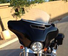 "10"" Clear Windshield 2014-Current Harley touring FLHTC FLHT FLHX Street Glide"