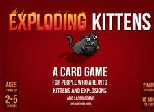 Exploding Kittens EKG-ORG1-1 Card Game