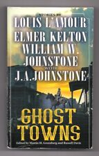 Western Paperback Book Ghost Towns by Louis L'Amour