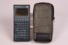 Good HP 48g+plus Graphing Calculator Dark Screen 100%Operating #39 Free Shipping